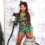 Amy Childs launches professional tanning range