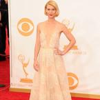 Emmys 2013: Claire Danes stuns in Armani Privé