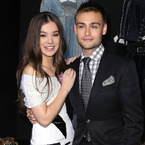 Hailee Steinfeld and Douglas Booth are picture-perfect