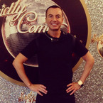 Julien Macdonald's debut Strictly Come Dancing outfit