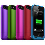 Give your iPhone 5 a makeover with Juice Pack Helium