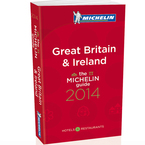Eat and sleep well with The Michelin Guide 2014