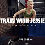 Jessie J teams up with Nike Training Club