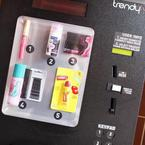 Bar vending machines get a makeover with Trendy Vend