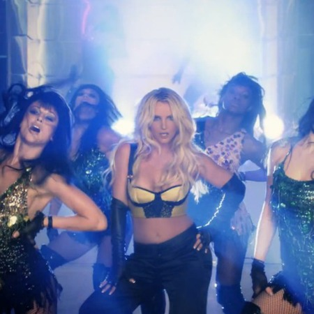 Britney has been forced to open up about her singing skills in a tough interview...