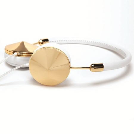 Gold Layla Headphones