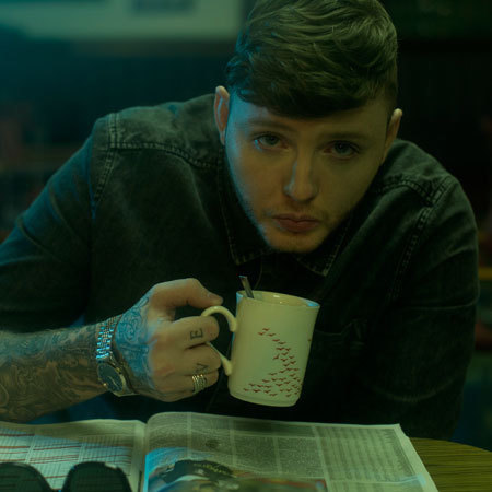 James Arthur press shot