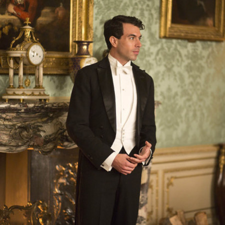 Tom Cullen as Lord Gillingham Downton Abbey