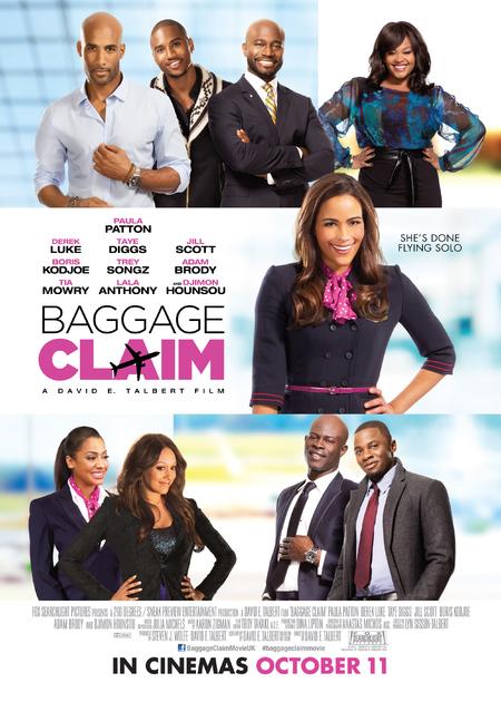 Baggage Claim film poster
