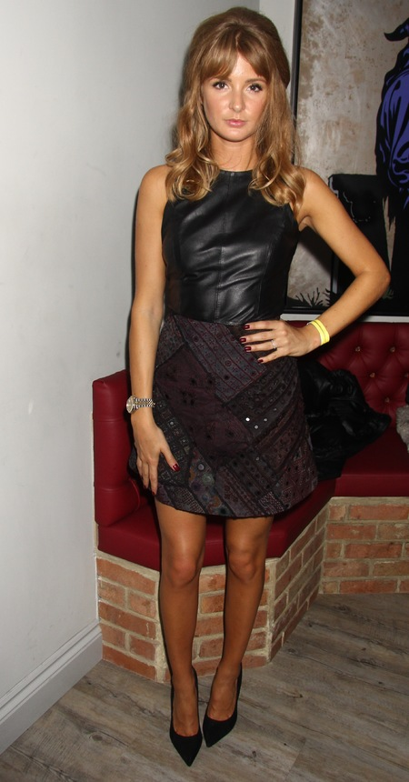 Millie Mackintosh at Professor Green GreenThursdays club launch