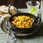 Sweet & spicy vegetarian sweetcorn curry recipe