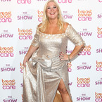 Vanessa Feltz hits Breast Cancer Care fashion show