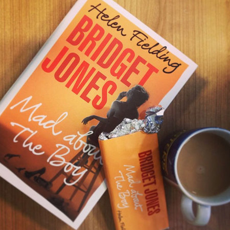 Bridget Jones instagram