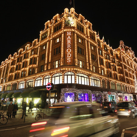 Harrods department store in Knightsbridge London - shopping - handbag.com