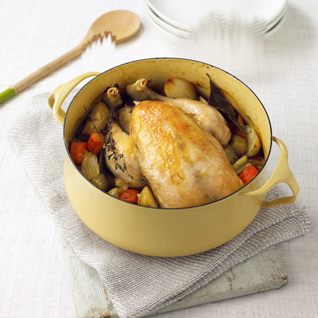 Easy ways to cook with thyme: Roast chicken and starters