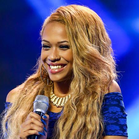 X Factor 2013- auditions - Tamera Foster - handbag.com
