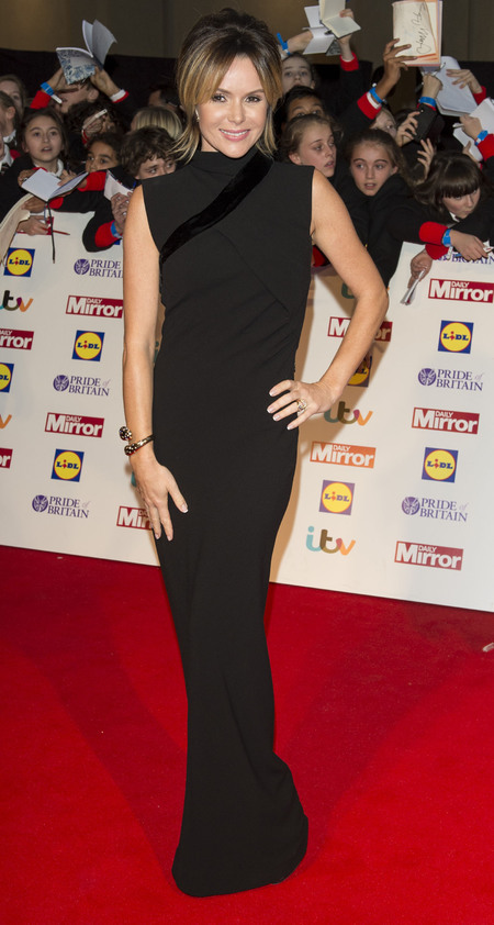 Red Carpet: Pride of Britain Awards 2013