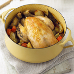 One pot roast chicken recipe
