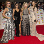 Christmas party dresses at Pride of Britain Awards