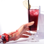What's Dracula's favourite mocktail?