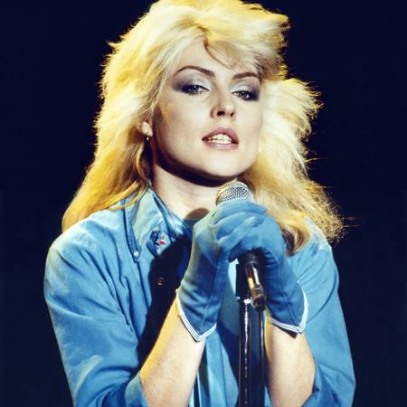 Debbie Harry - Blondie - style icon - handbag.com