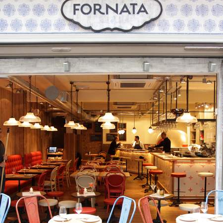 Fornata Restaurant, London
