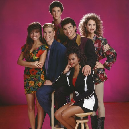 Saved By The Bell - 90s style icons - handbag.com