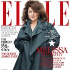 Why are Elle magazine 'hiding' Melissa McCarthy?