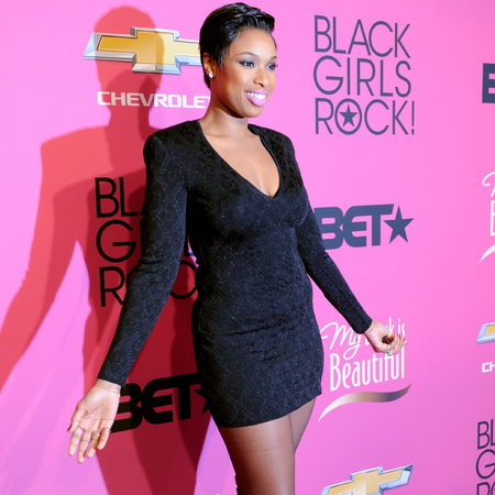 jennifer hudson - short hair cut - handbag.com