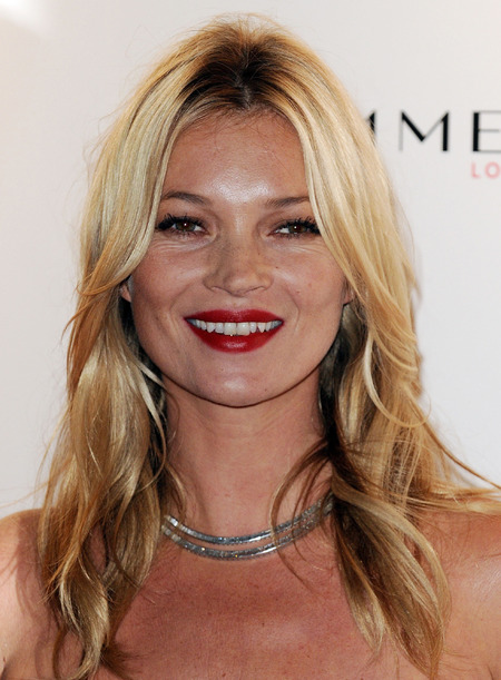 Kate Moss Celebrity Hair Icon Handbag.com