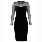 Christmas party: The classic LBD