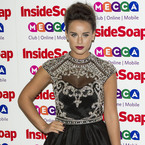 Corrie's Georgia May Foote. Ultimate dress disaster?