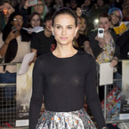 Is Natalie Portman too short for this look?
