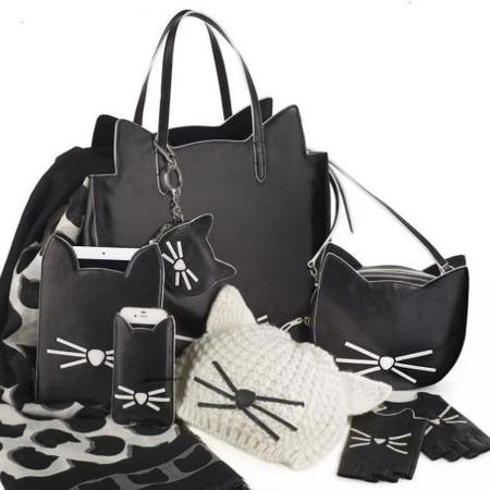 Karl Lagerfeld Choupette cat collection