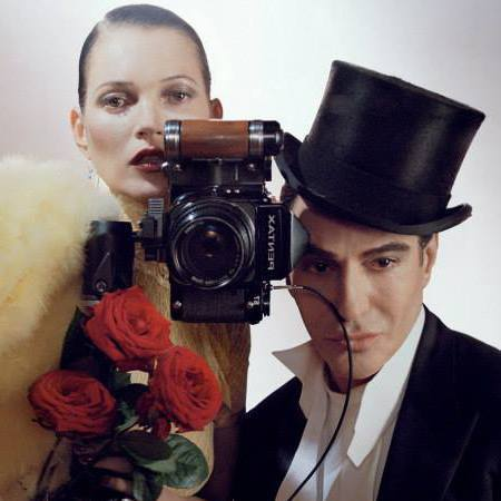 kate moss and john galliano - british vogue december 2013 - should we forgive him - handbag.com