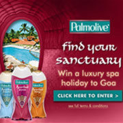 Find your sanctuary and win an indulgent beauty prize