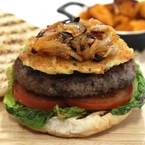 The bonfire night burger recipe