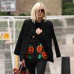 Is Fearne Cotton wearing Mulberry again?