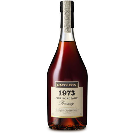 1973 Napoleon Vintage Brandy (70cl) - food and drink - handbag.com
