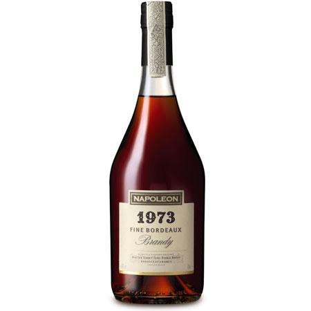 1973 Napoleon Vintage Brandy (70cl) - food and drink - handbag.com