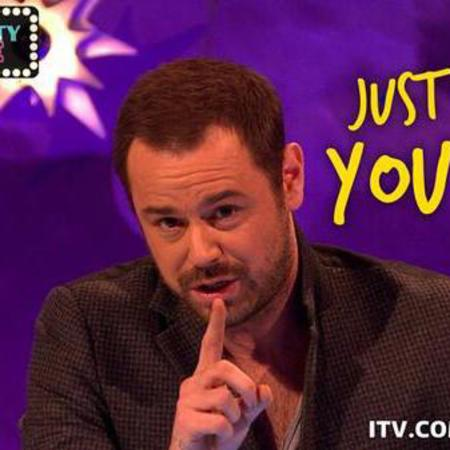 danny dyer celebrity juice - watch it you mug - funny