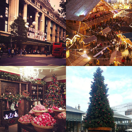 free christmas days out London
