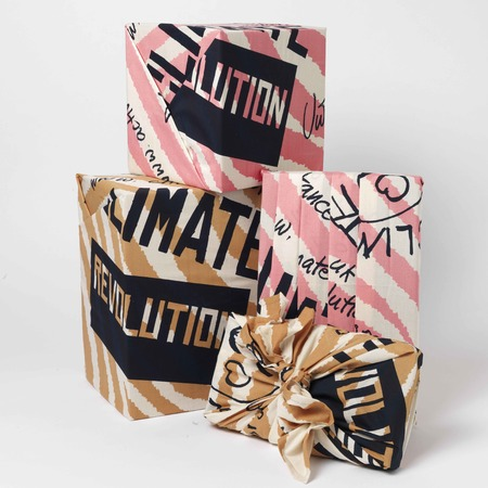 Vivienne Westwood - Lush Christmas - limited edition scarf - knot wraps - handbag.com