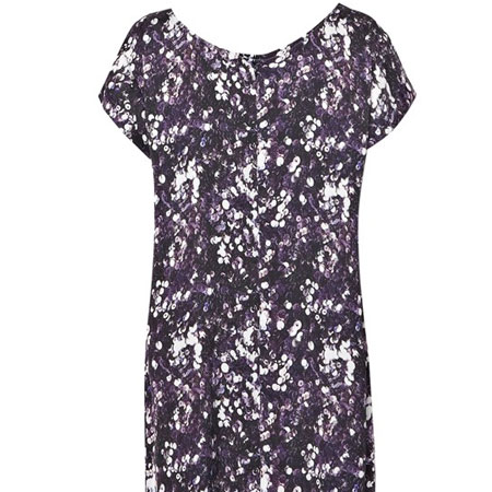 All That Jazz Sequin Print Dress from Great Plains - fashion- handbag.com