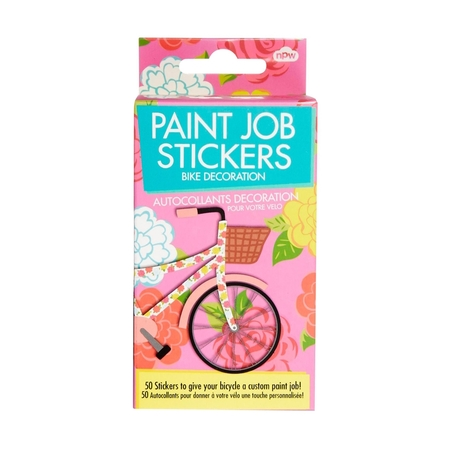 ASOS - paint job stickers - bike decoration - christmas gift ideas under 5 - handbag.com