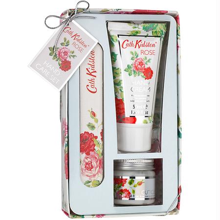 Cath Kidston Rose Hand Cream Set