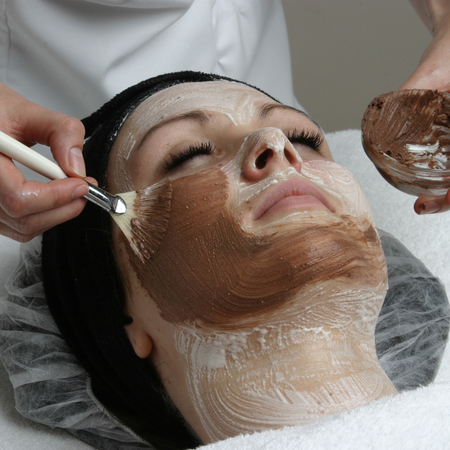 chocolate facial - ajala spa - review - handbag.com
