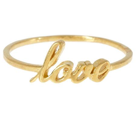 Alex Monroe Love Ring