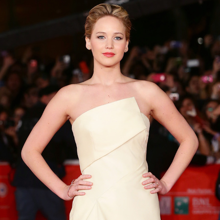 Jennifer Lawrence's red carpet style