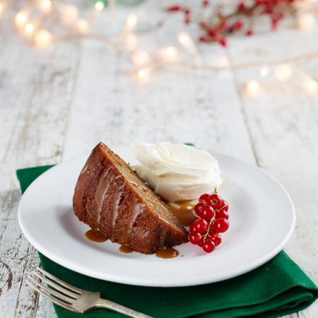sticky toffee pudding recipe - weekend drinking - recipes - food and drink news - handbag.com
